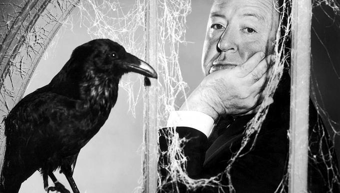 Alfred Hitchcock'un ölümünün 40. yılı anması