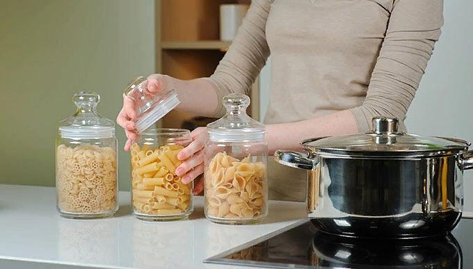 İşte evde uzun süre saklanabilen gıdalar