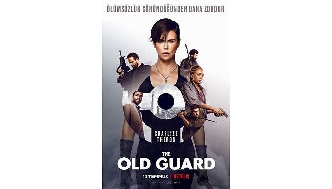 Charlize Theron Temmuz'da The Old Guard ile geliyor!