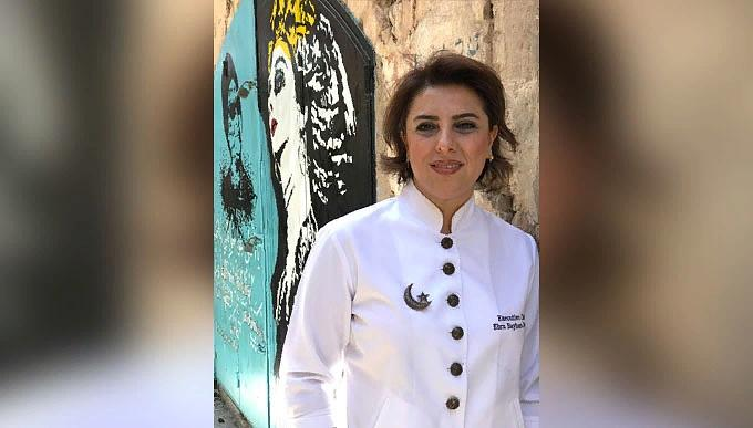 Mardinli Şef Ebru Baybara Demir Sürdürülebilir Gıdayı Dünyaya Anlattı!