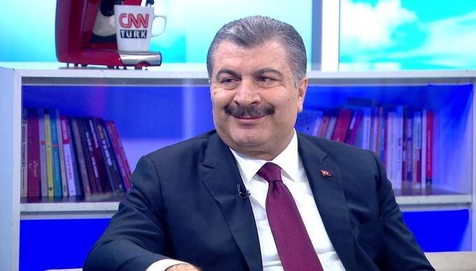 Sağlık Bakanı Fahrettin Koca'dan Twitter'da güldüren cevap!
