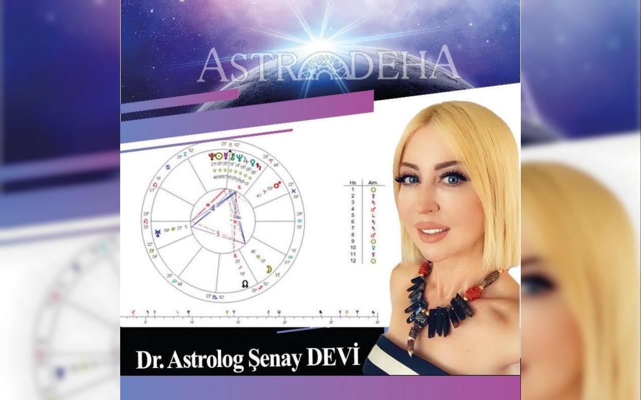 Astrolog Şenay Devi bu haftanın gökyüzü mesajını verdi