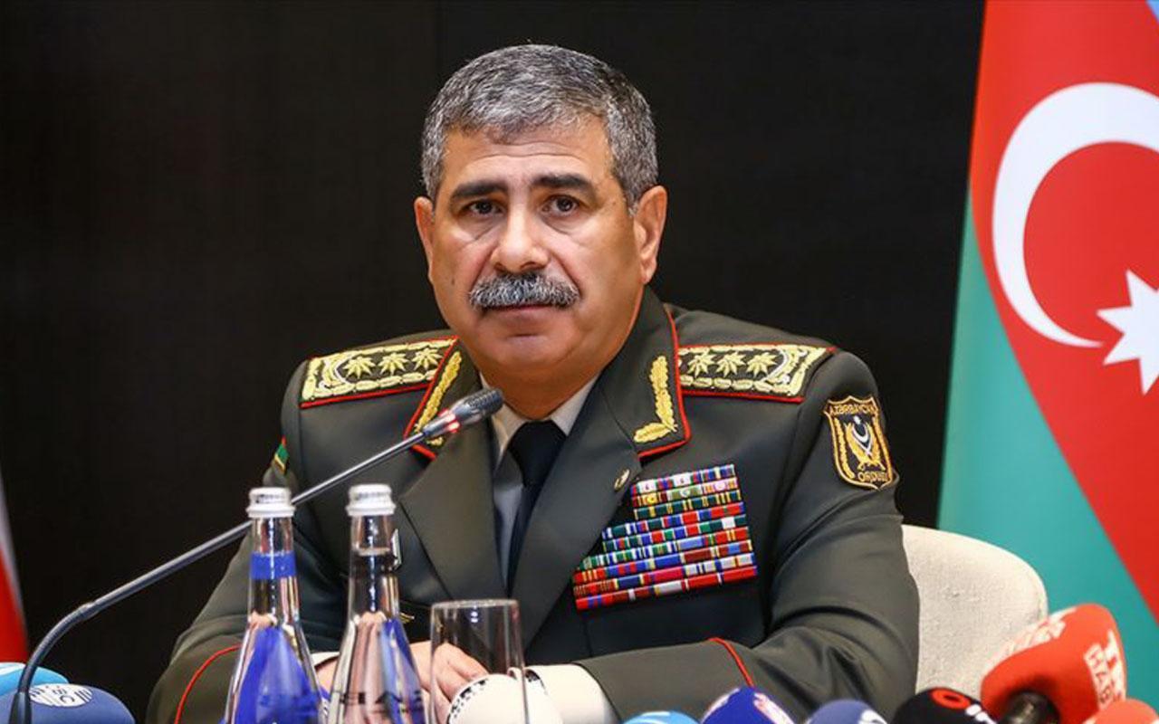 Azerbaycan Sakarya'da şehit olan askerler için taziye mesajı gönderdi