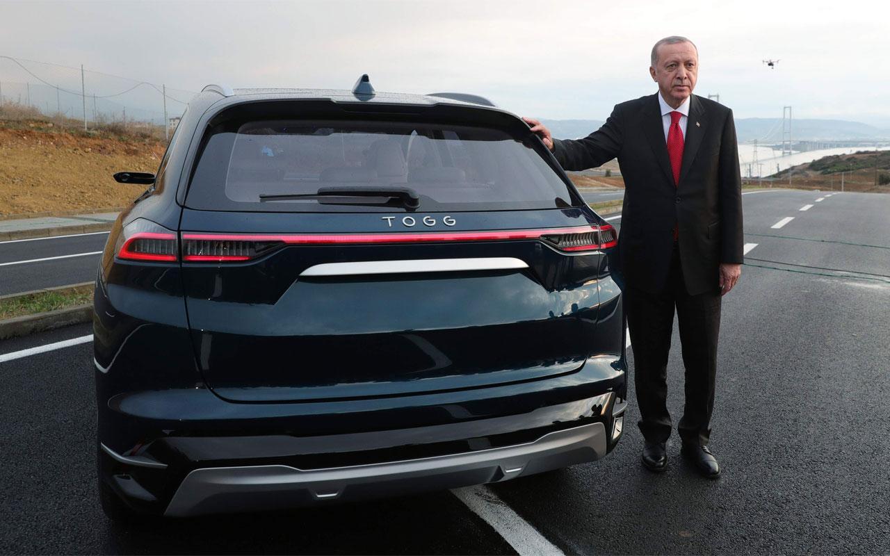 Cumhurbaşkanı Erdoğan yerli otomobilin temel atma törenine katılacak