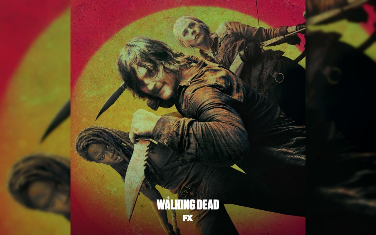The Walking Dead 10. Sezon Finali FX'de