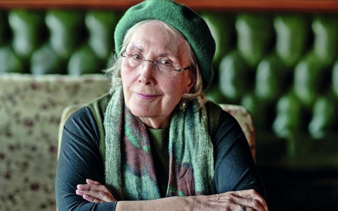 Türk Edebiyatının en önemli isimlerinden Adalet Ağaoğlu'nu Kaybettik
