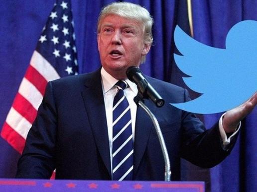 Twitter ABD Başkanı Donald Trump'ın paylaştığı fotoğrafı sildi!