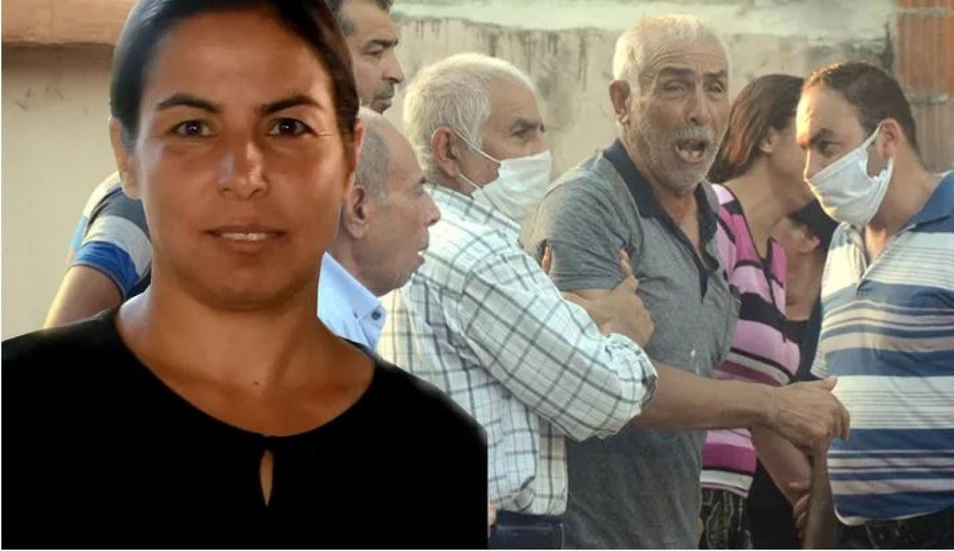 Antalya'da barıştığı eşi tarafından boğazı kesildi!