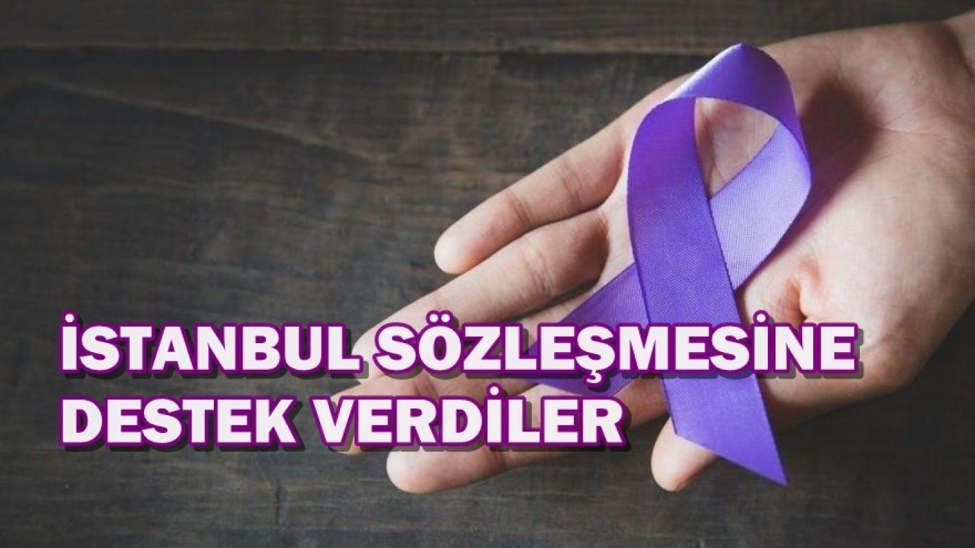 Eker İstanbul sözleşmesi yaşatır deyince sosyal medyada gündeme oturdu