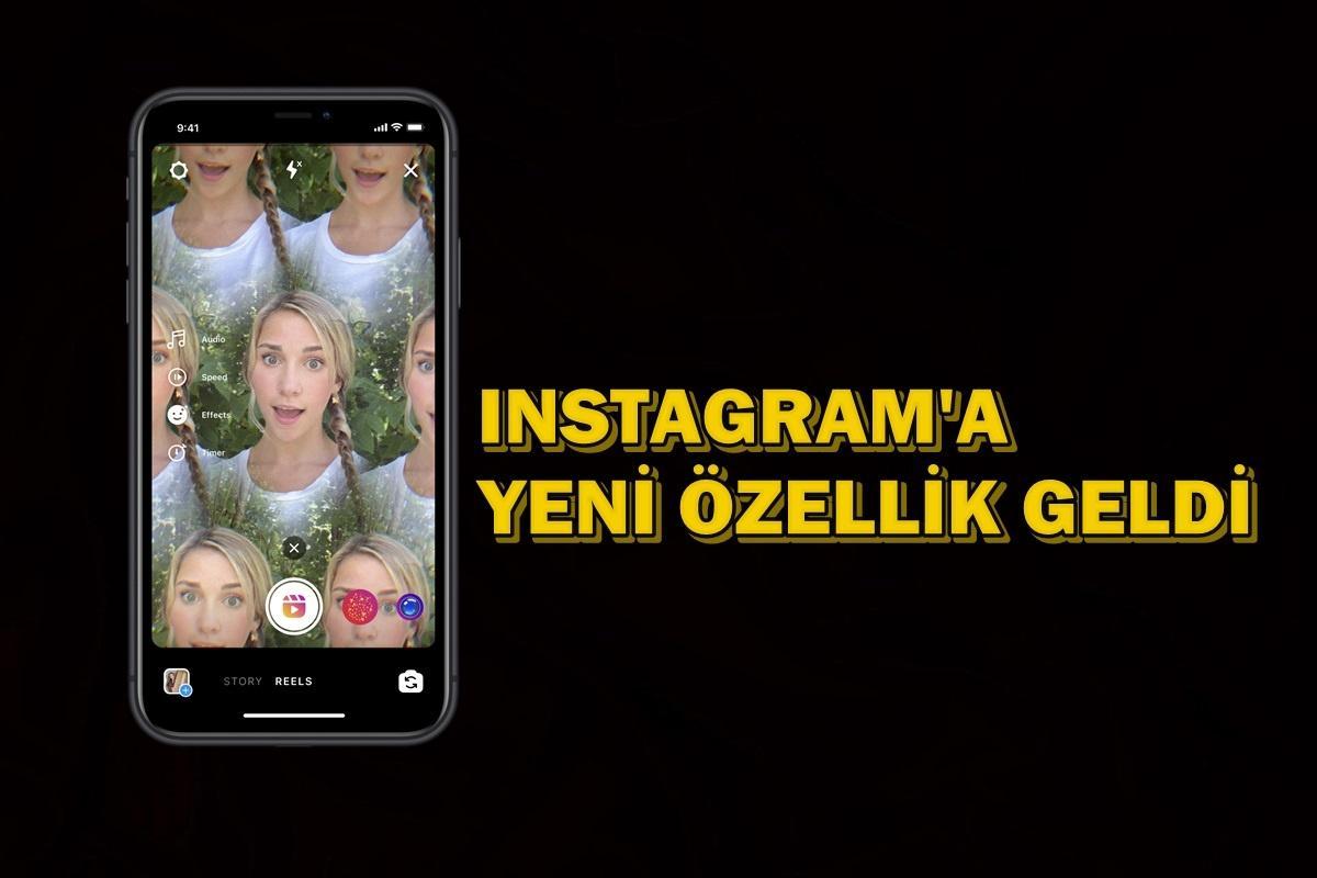 Instagram'ın yeni özelliği reels ile tanışın