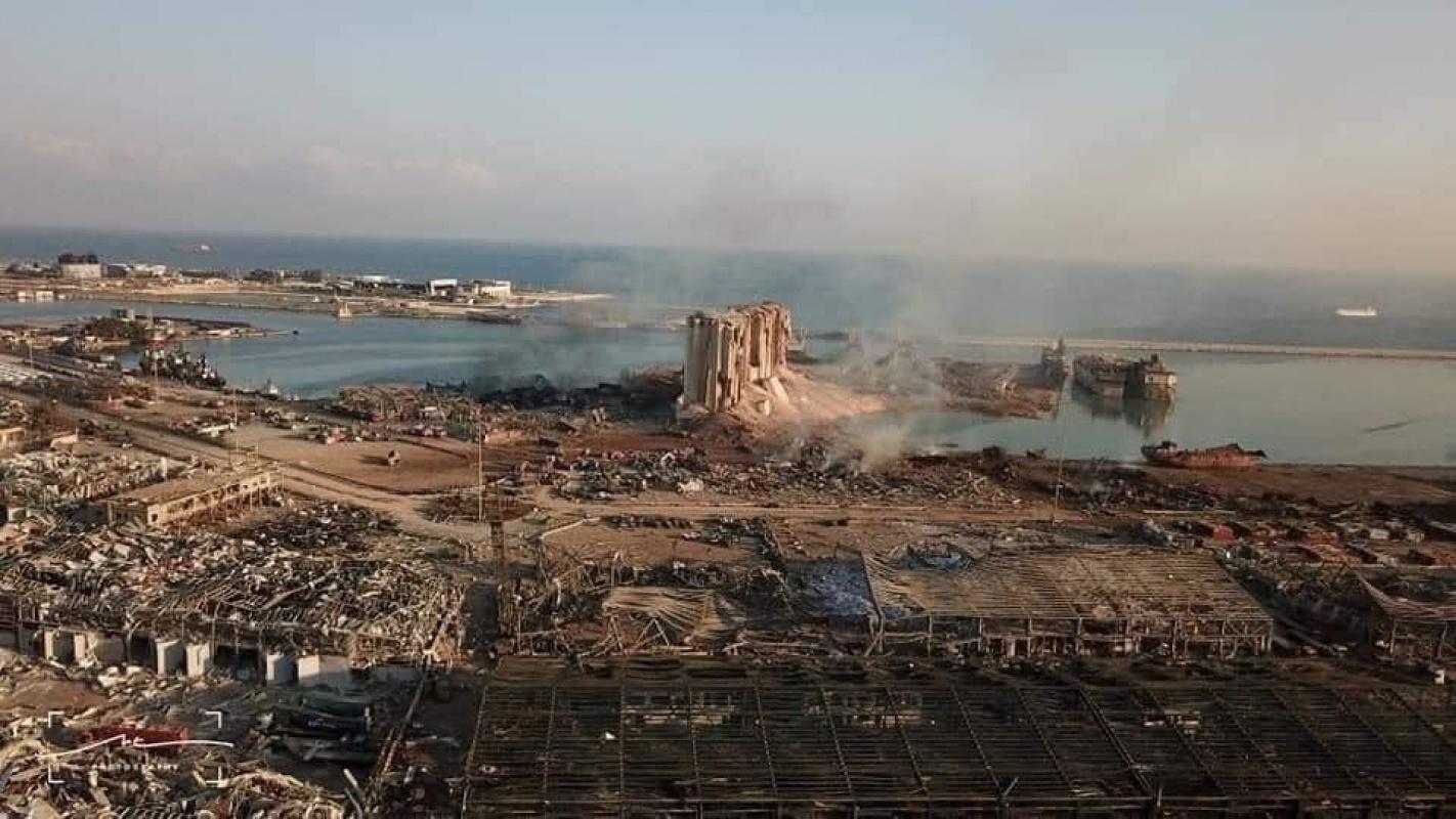 Lübnan'ın başkenti Beyrut'taki feci patlamanın nedeni açıklandı!