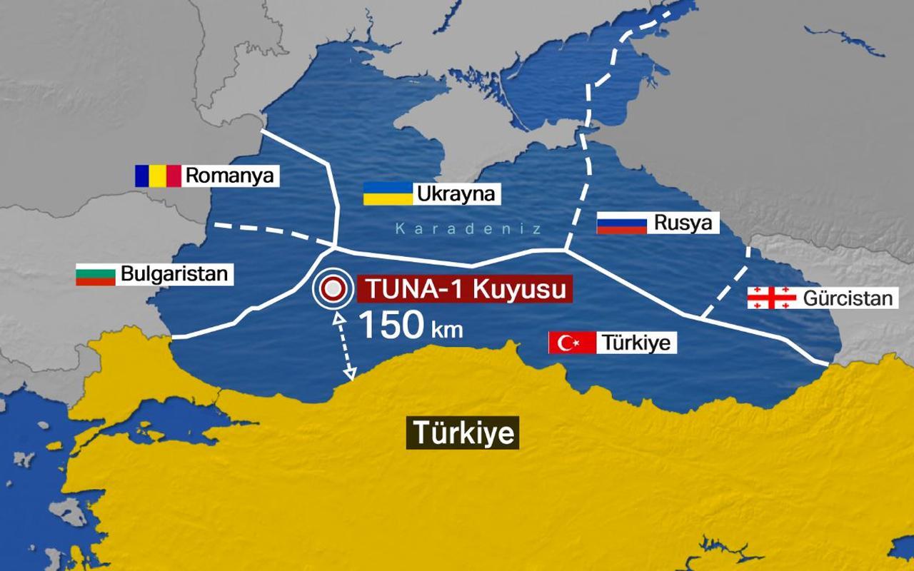 Türkiye'nin bulduğu doğalgaz kaç yıl yeter? İşte rakamlar
