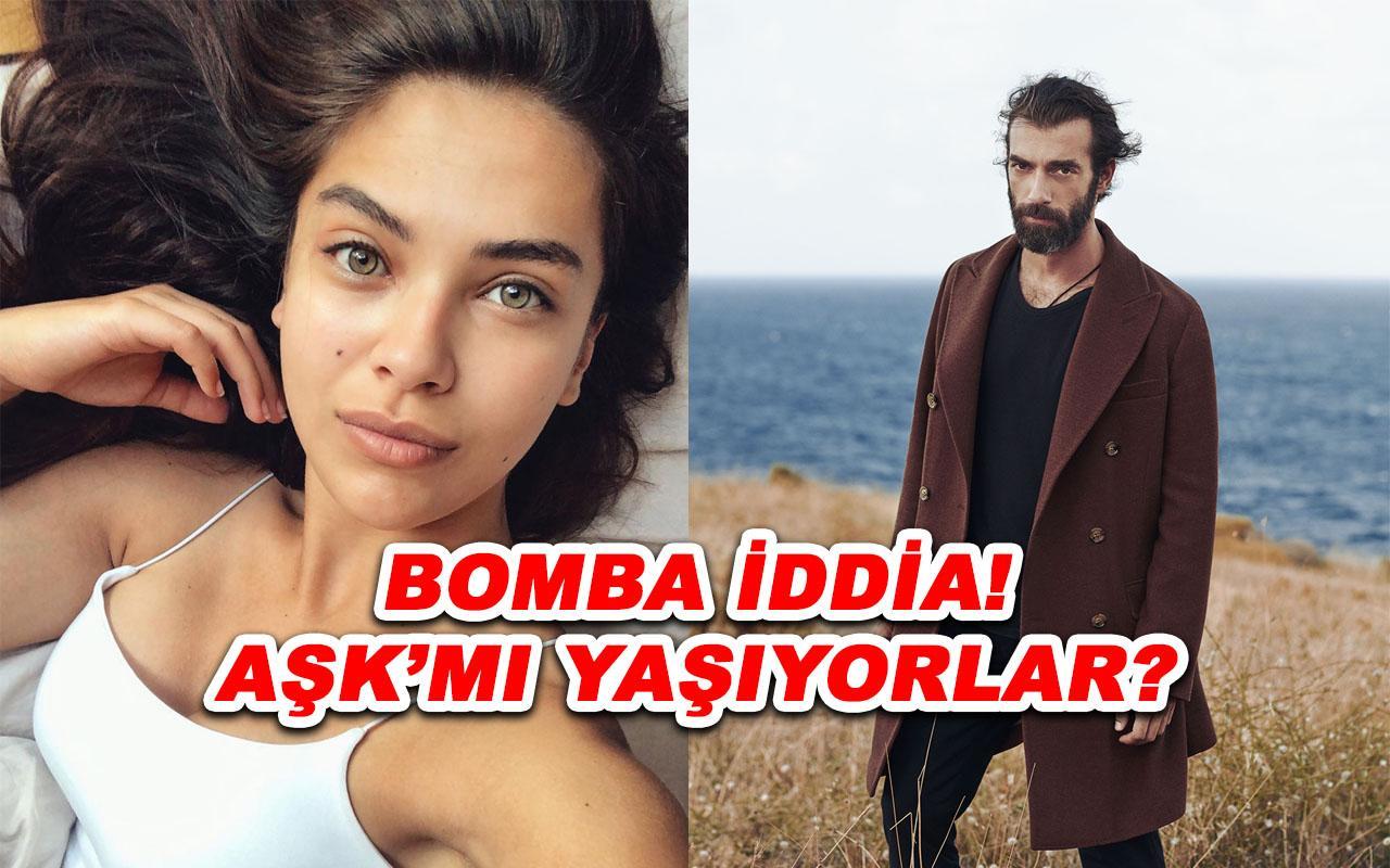 Yakışıklı oyuncu İlker Kaleli ile Biran Damla Yılmaz aşk mı yaşıyor?