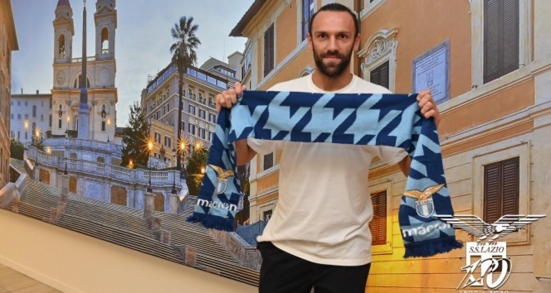 Artık o Lazio'lu!
