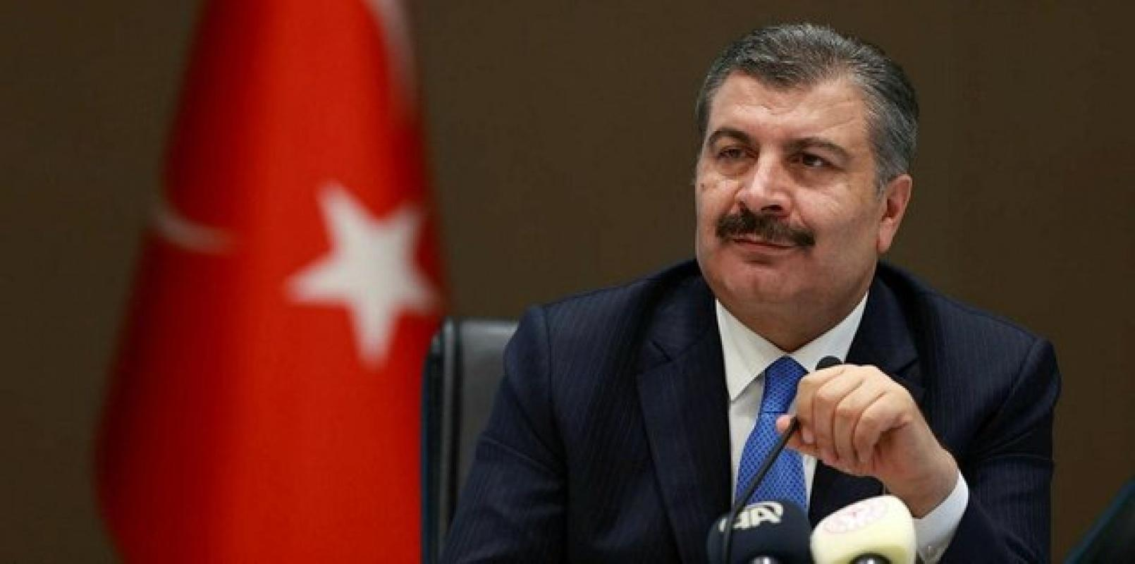Sağlık Bakanı yoğun bakım doluluk oranını açıkladı