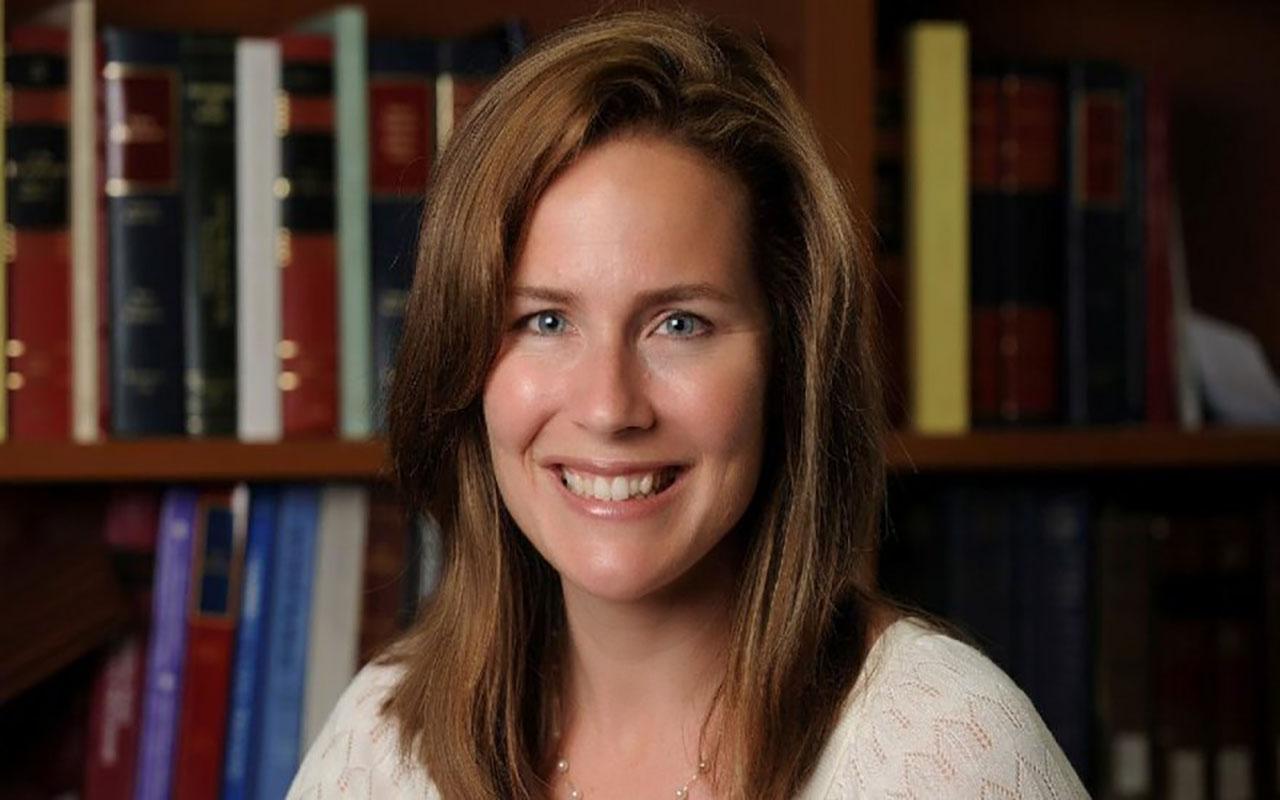 Seçim ve Coronayı geçti! ABD'nin gündemi Amy Coney Barrett