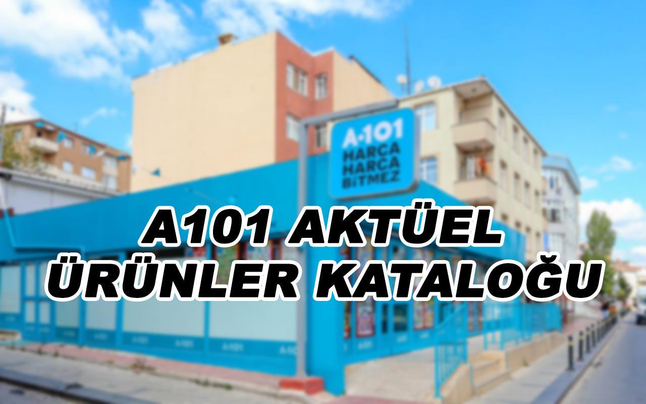 A101 15 Ekim 2020 aktüel ürünler kataloğu yayınlandı!