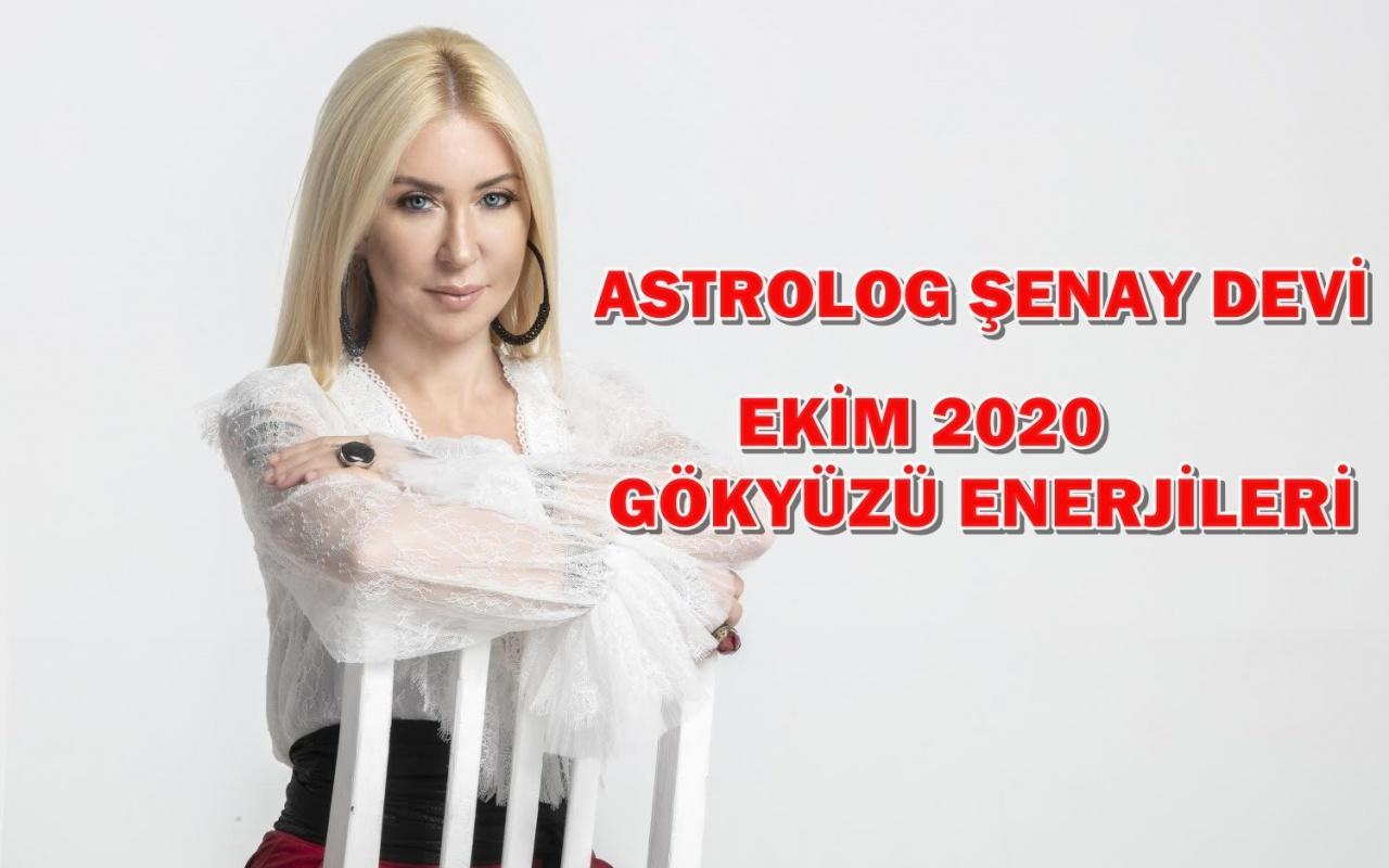 Astrolog Şenay Devi yorumladı... Ekim 2020 gökyüzü enerjileri