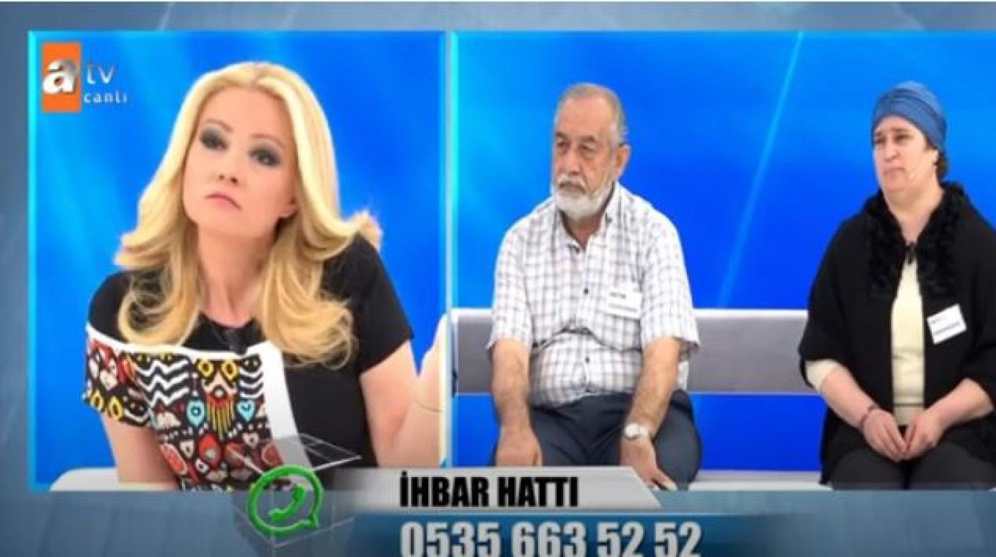 Canlı yayında boşanma kararı alınca Müge Anlı şok geçirdi!