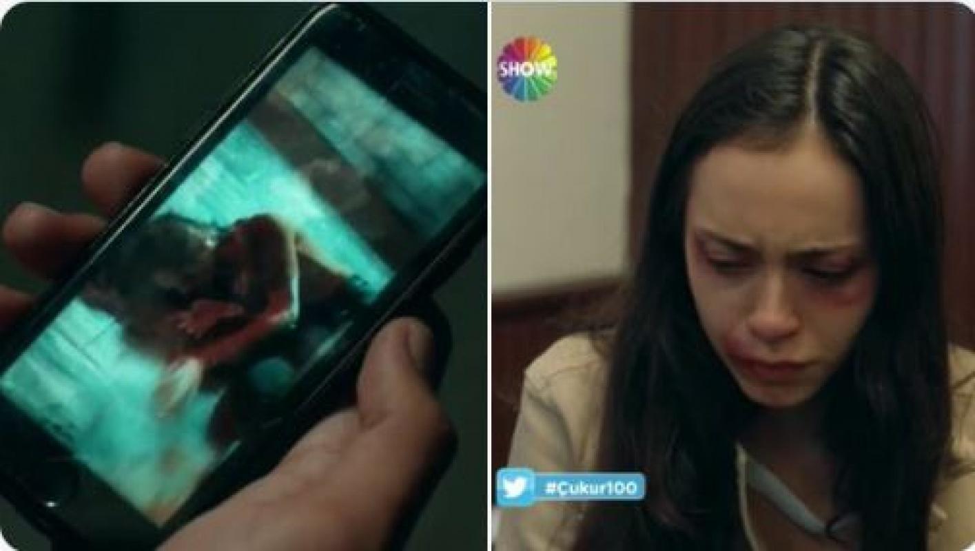 Çukur Aleyna Çakır cinayetini diziye taşıdı!