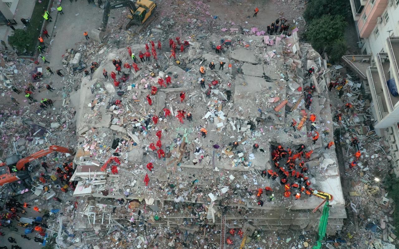 İzmir'de sürekli 5 büyüklüğünde artçı deprem oldu!