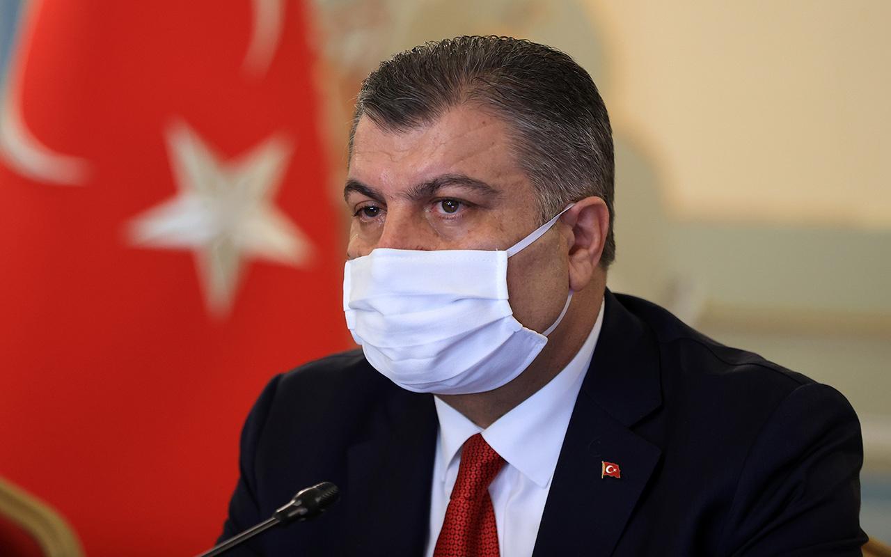 Sağlık Bakanı Fahrettin Koca İzmir depremdeki son durumu açıkladı!