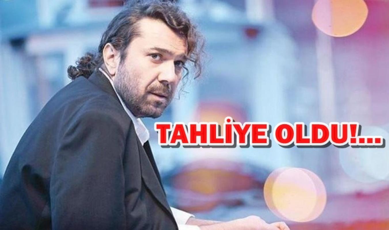 Şarkıcı Halil Sezai tahliye oldu
