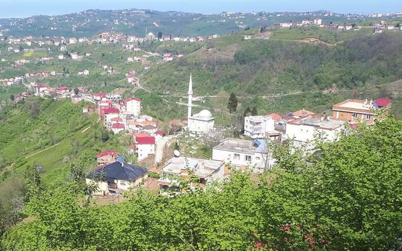 Giresun'da vaka artınca bir mahalle daha karantinaya alındı!