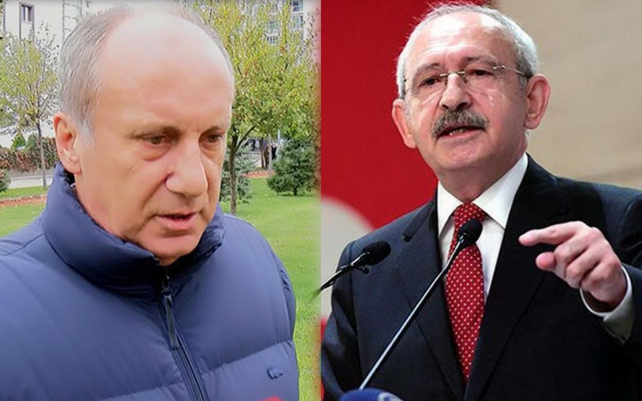 Muharrrem İnce'den Kemal Kılıçdaroğlu'na ağır sözler!
