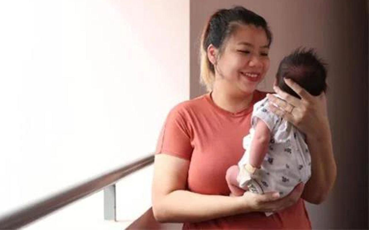 Singapurda bir anne koronavirüslü bebek doğurdu
