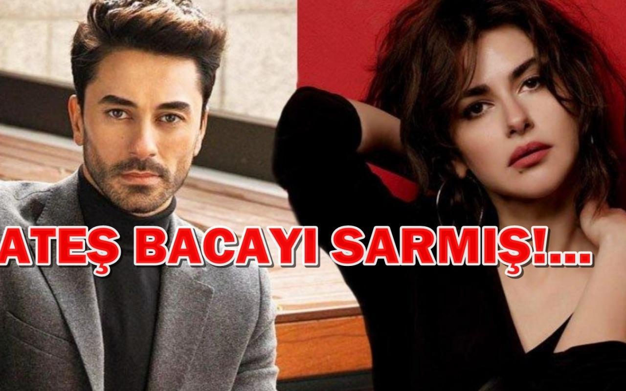 Yasak Elma'dan gerçek aşk çıktı! Nesrin Cavadzade ile Gökhan Alkan aşk yaşamaya başladı