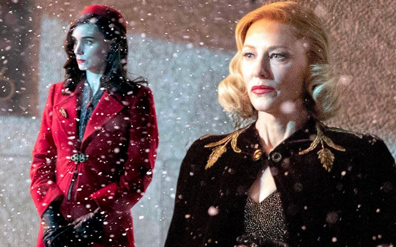 Cate Blanchett'in başrolündeki 'Nightmare Alley' filminin çekimleri tamamlandı