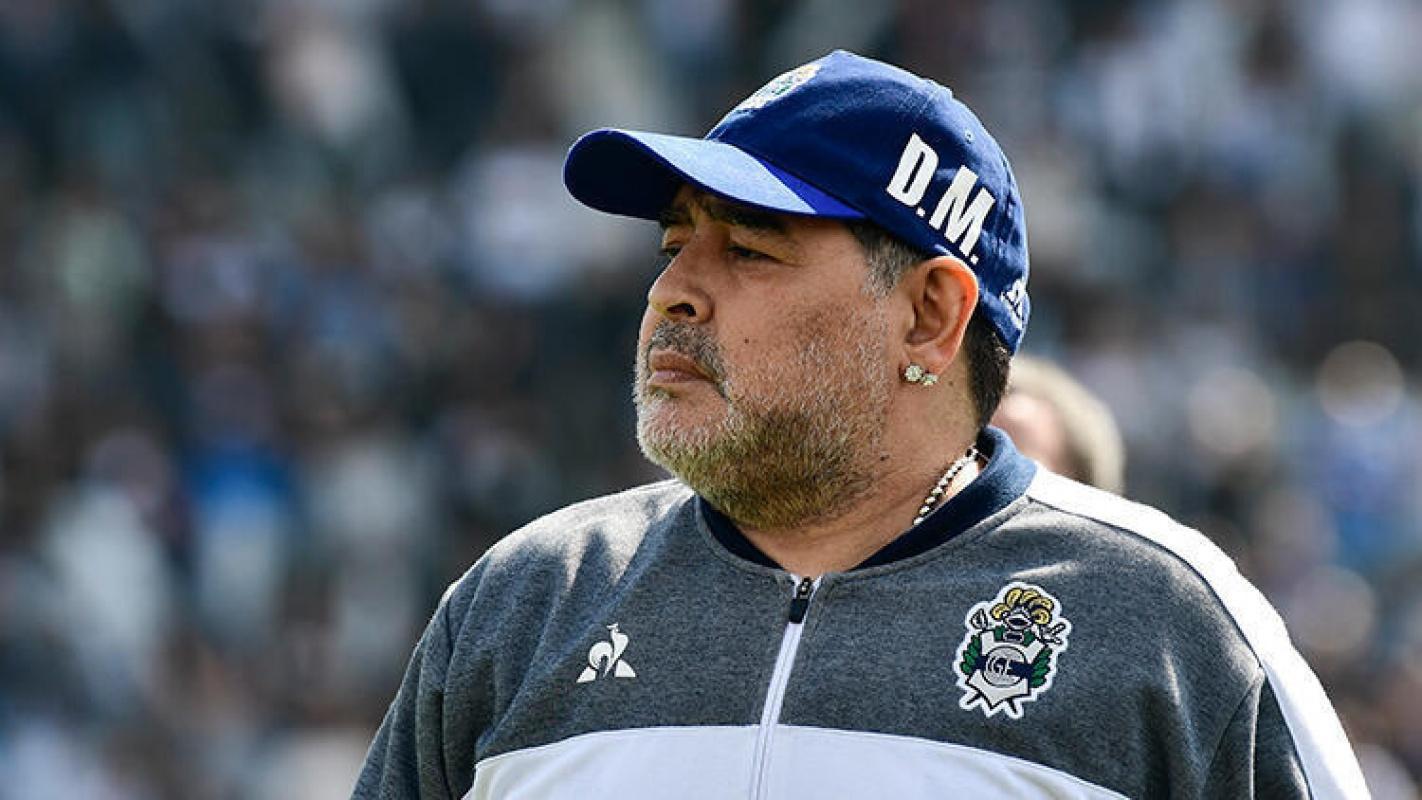 Maradona'nın hemşiresinden korkunç itiraf!