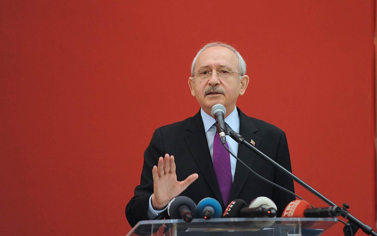 CHP Genel Başkanı Kemal Kılıçdaroğlu'na tepkiler çığ gibi büyüyor!