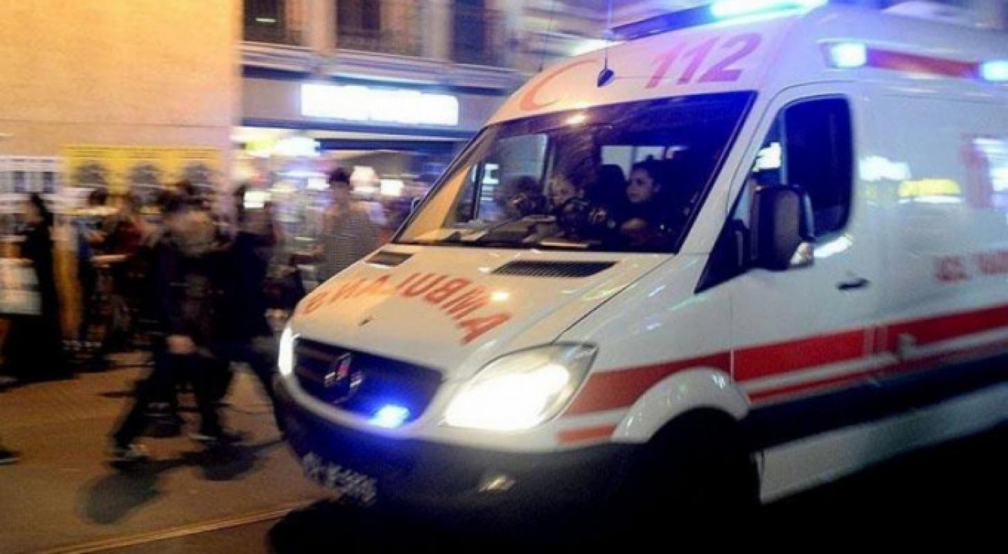 Kahramanmaraş'ta iş kazası, kafası pres makinesine sıkıştı