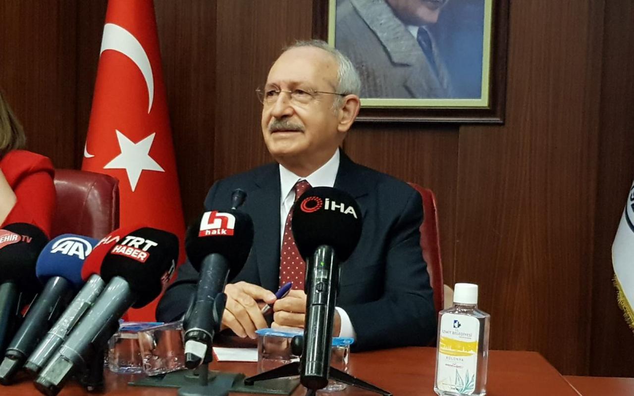 Kemal Kılıçdaroğlu: Parti kurmak serbest, isteyen kurabilir