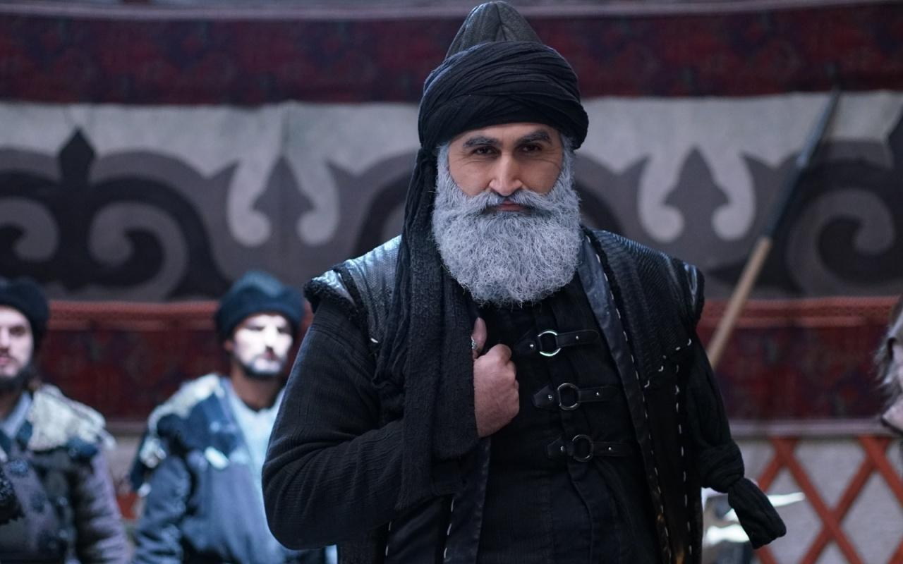 Kuruluş Osman'ın oyuncusu Celal Al'ı ağlatan sahne