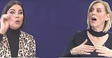 Deniz Akkaya ile Sevda Türküsev arasındaki tartışma davalık oluyor