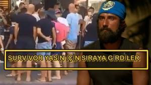 Survivor Yasin'le Fotoğraf Çektirme Sırasına Girdiler
