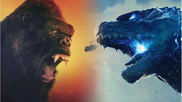 Godzılla VS Kong Fragman (2021)